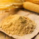 Farina bona, ( good flour ) a traditional product from Ticino, Switzerland, is a type of corn flour made fine milling the toasted grain